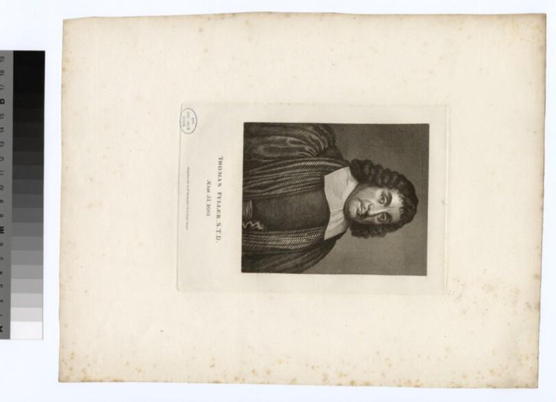 Fuller, Revd Dr T (WAHP22789.3)