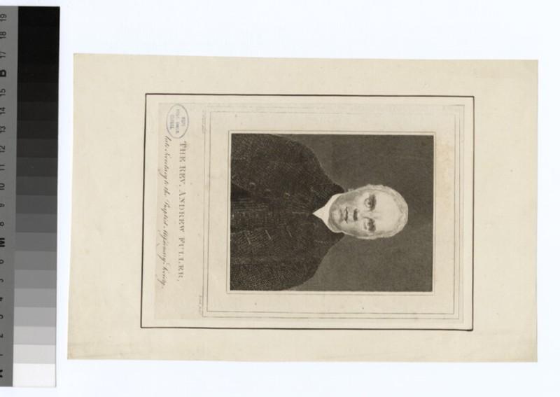 Portrait of Andrew Fuller (WAHP22793.1)