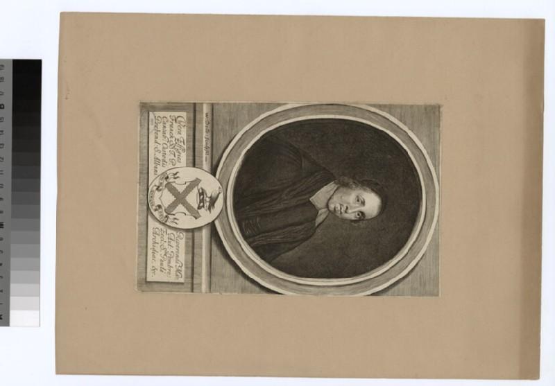 Portrait of Ven. Dr Mark Franck
