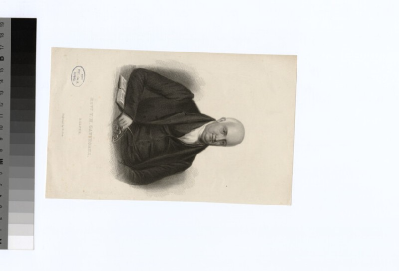 Portrait of T. R. Gawthorne (WAHP22821)