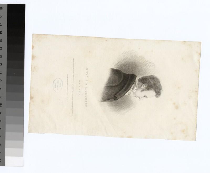 Portrait of S. R. L. Glaussen