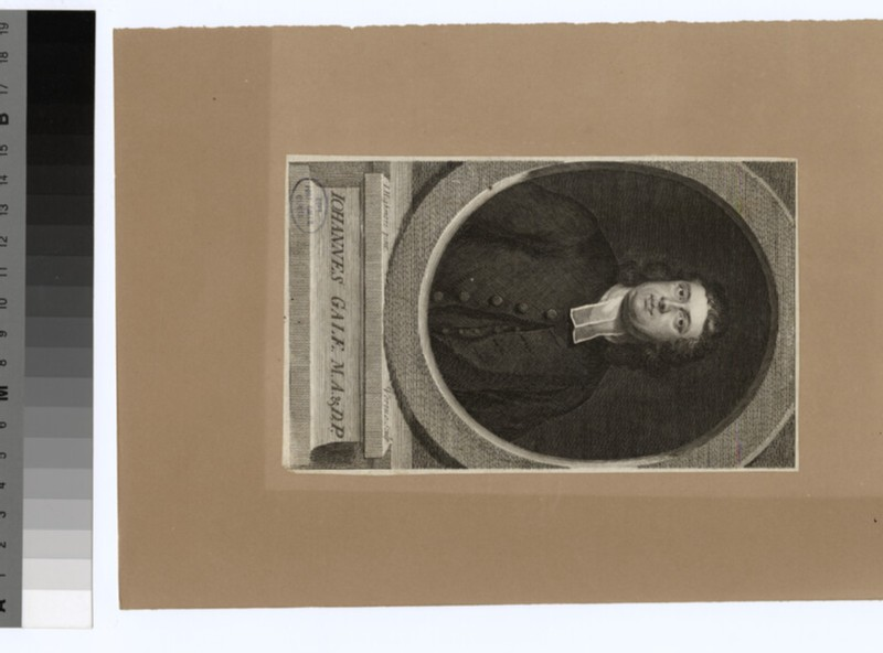 Portrait of J. Gale (WAHP22851)