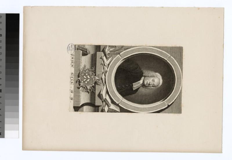 Portrait of J. Gill