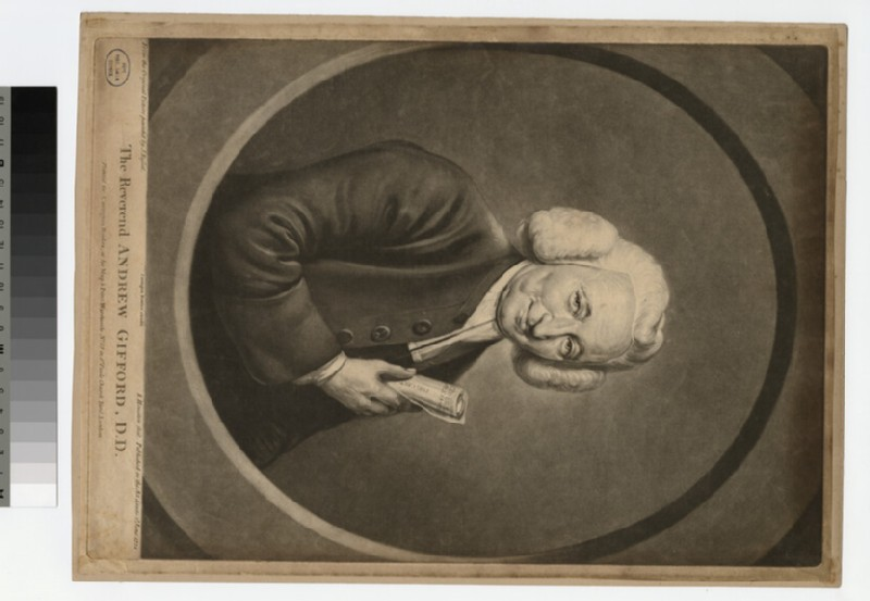 Portrait of A. Gifford