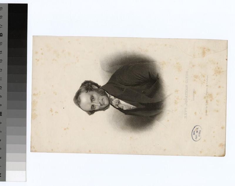 Portrait of J. Glyde