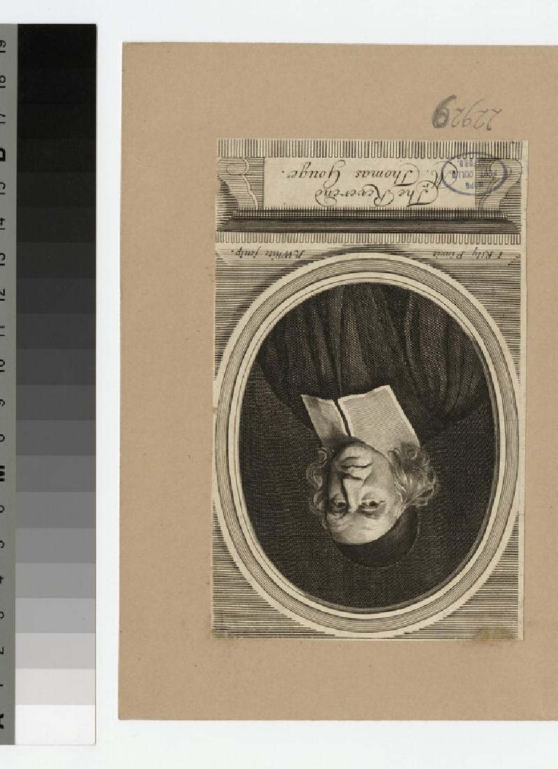 Portrait of T. Gouge