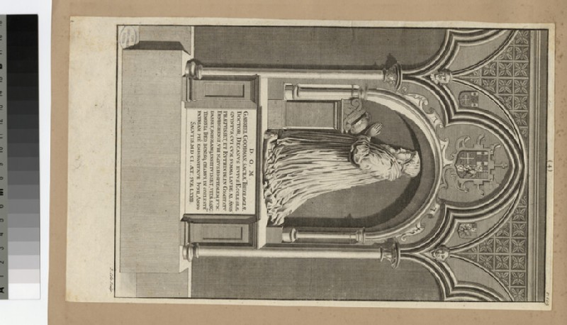 Monument to the Very Revd Dr G. Goodman (WAHP22953)