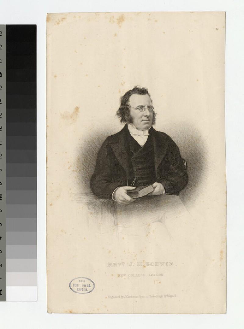 Portrait of J. H. Godwin