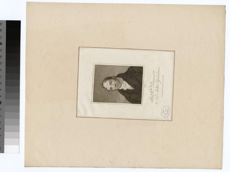 Portrait of W. Greenwood