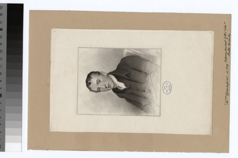 Portrait of W. Greenfield