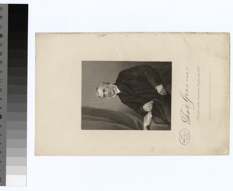 Portrait of T. Greene