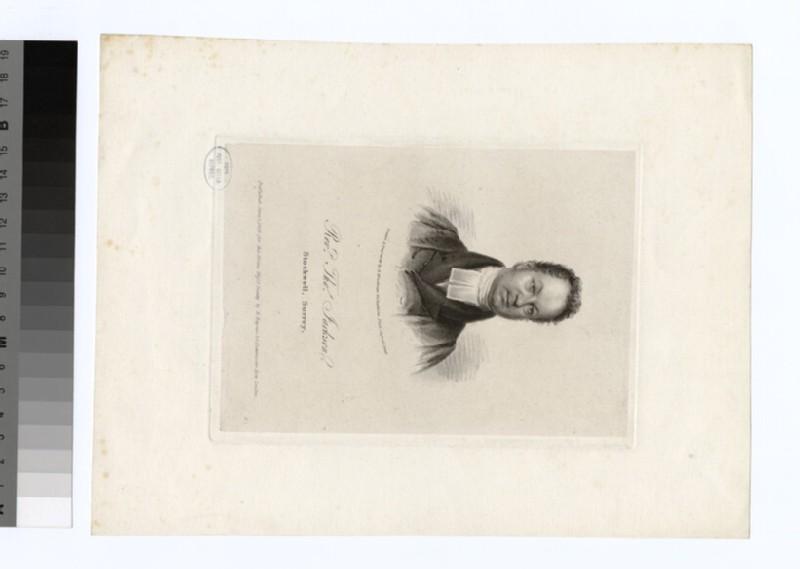Portrait of T. Jackson
