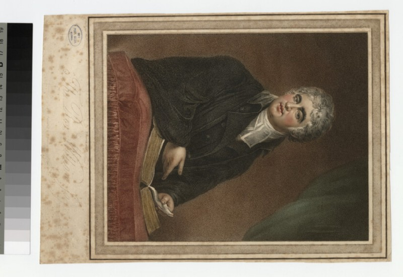 Portrait of William Jay (WAHP23066.1)