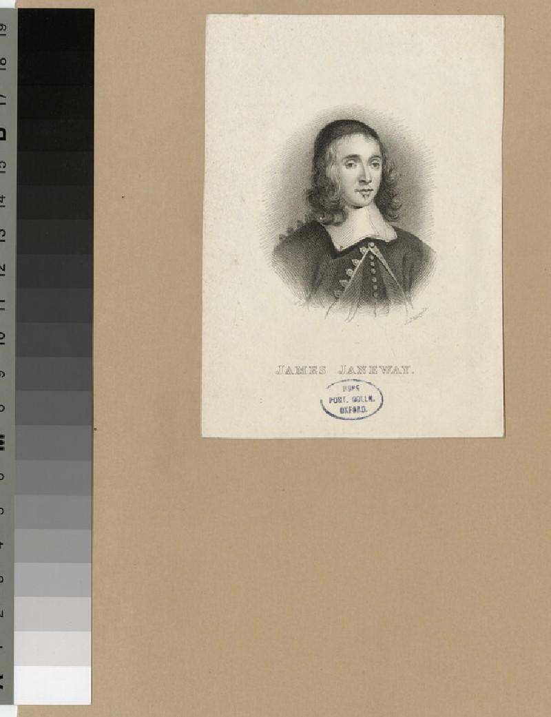 Portrait of J. Janeway