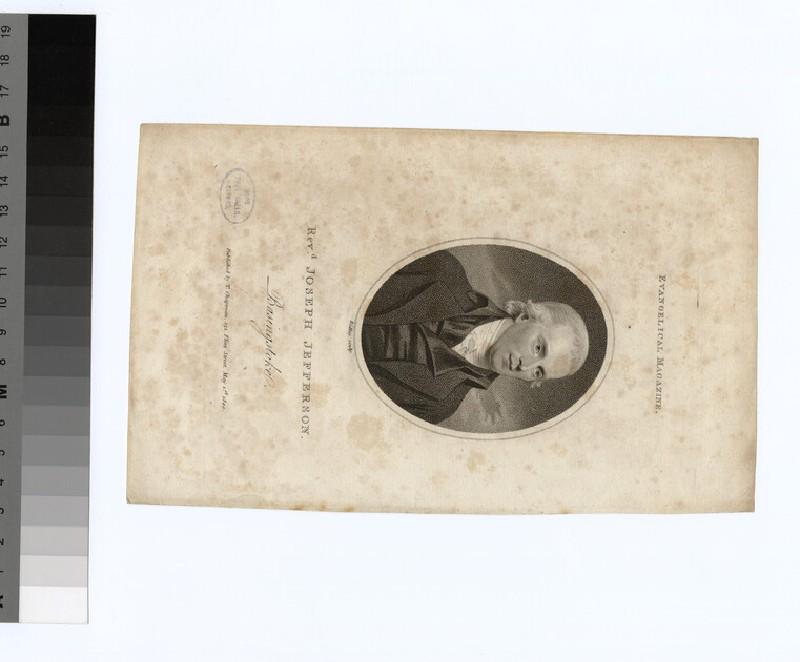 Portrait of J. Jefferson