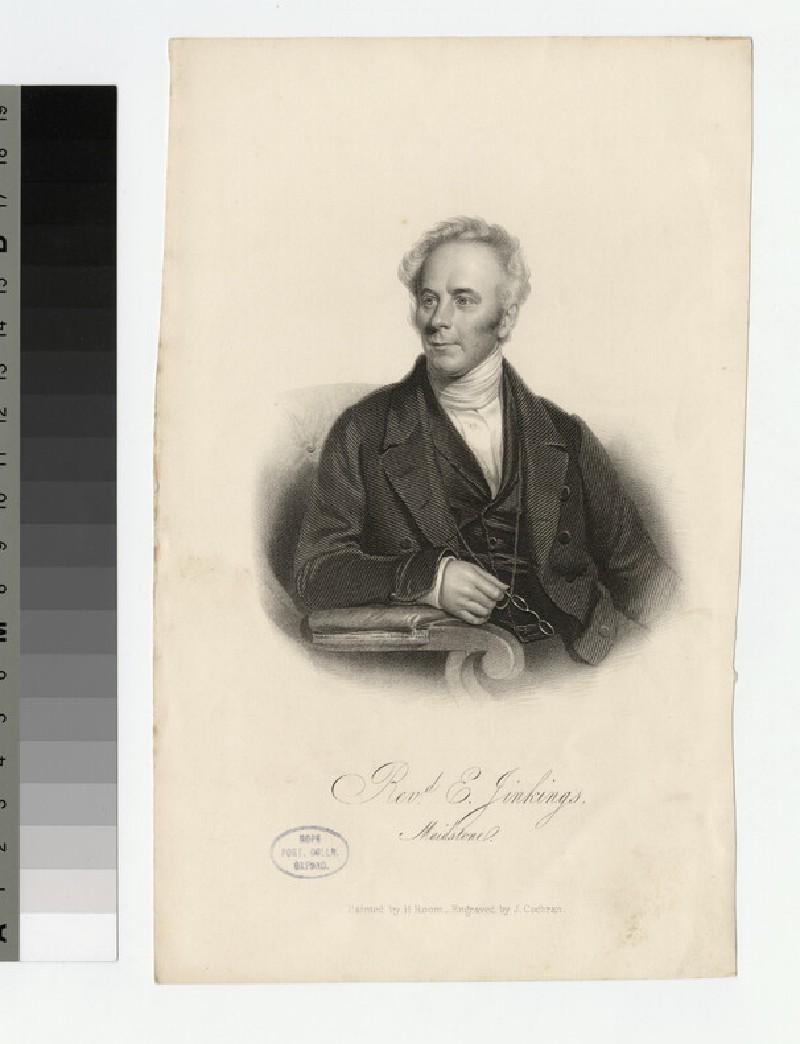 Portrait of E. Jinkings