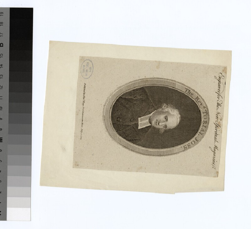 Portrait of T. Joss
