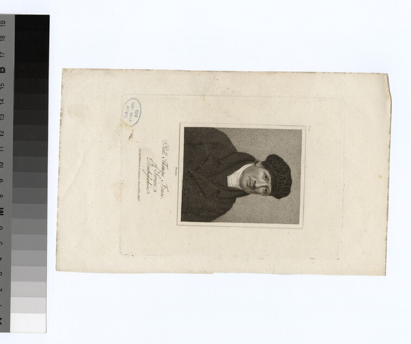 Portrait of T. Jones