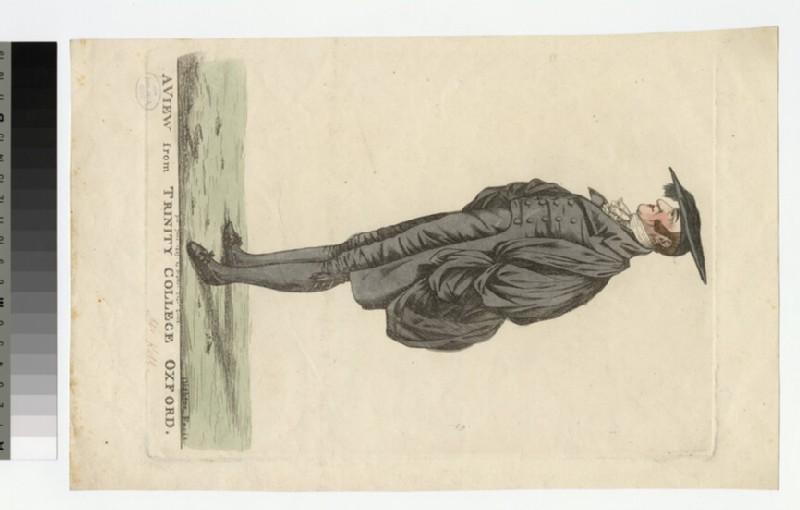 Portrait of Revd H. Kett