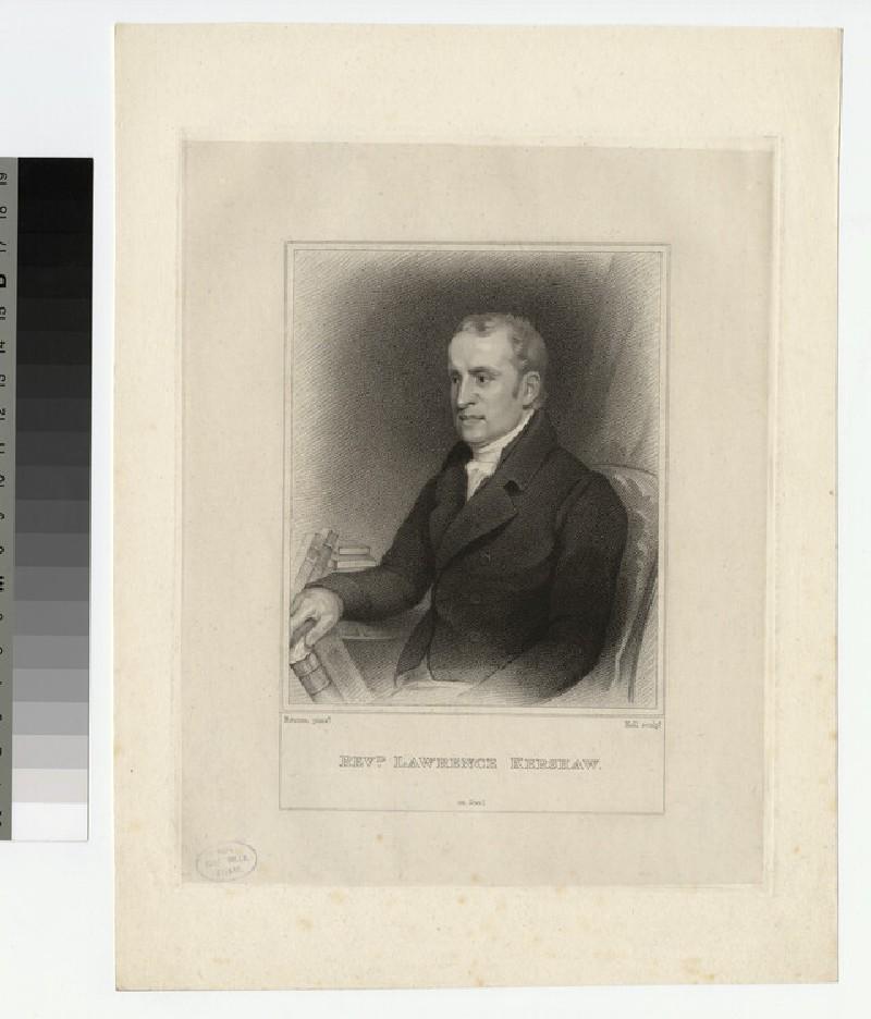 Portrait of Lawrence Kershaw