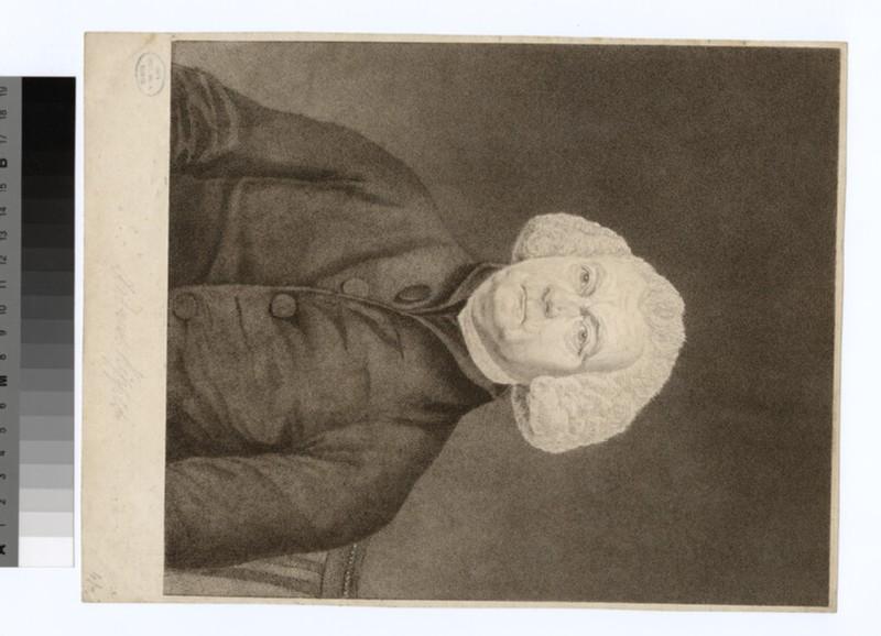 Portrait of Andrew Kippis (WAHP23238.2)