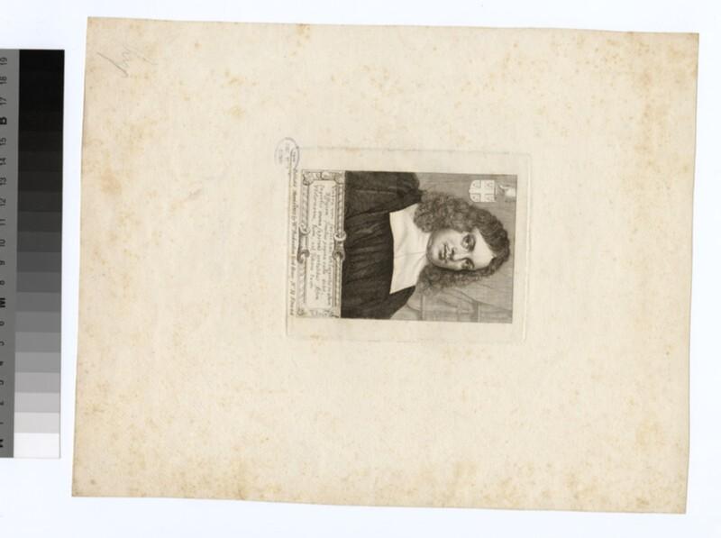 Portrait of R. Kingston