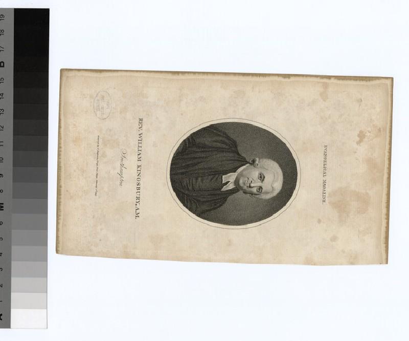Portrait of W. Kingsbury (WAHP23246)