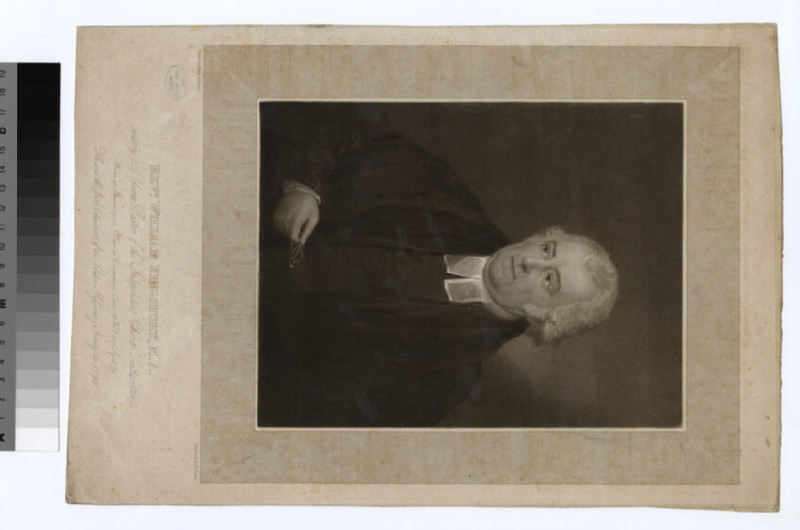 Portrait of W. Kingsbury