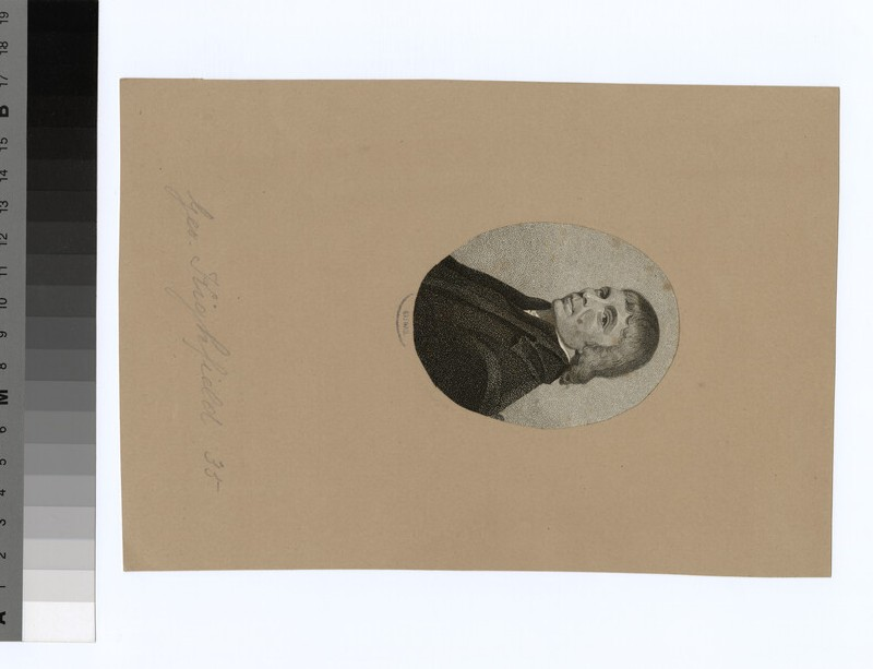 Portrait of G. Highfield