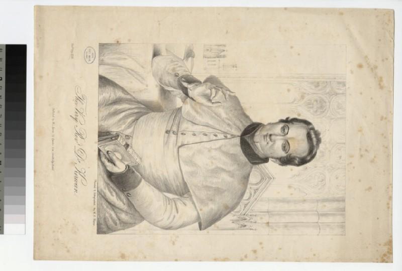 Portrait of Dr Kirwan