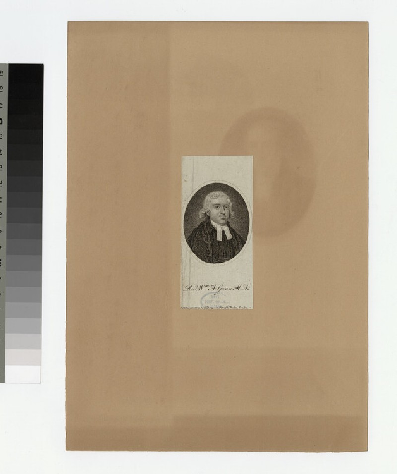 Portrait of W. A. Gunn