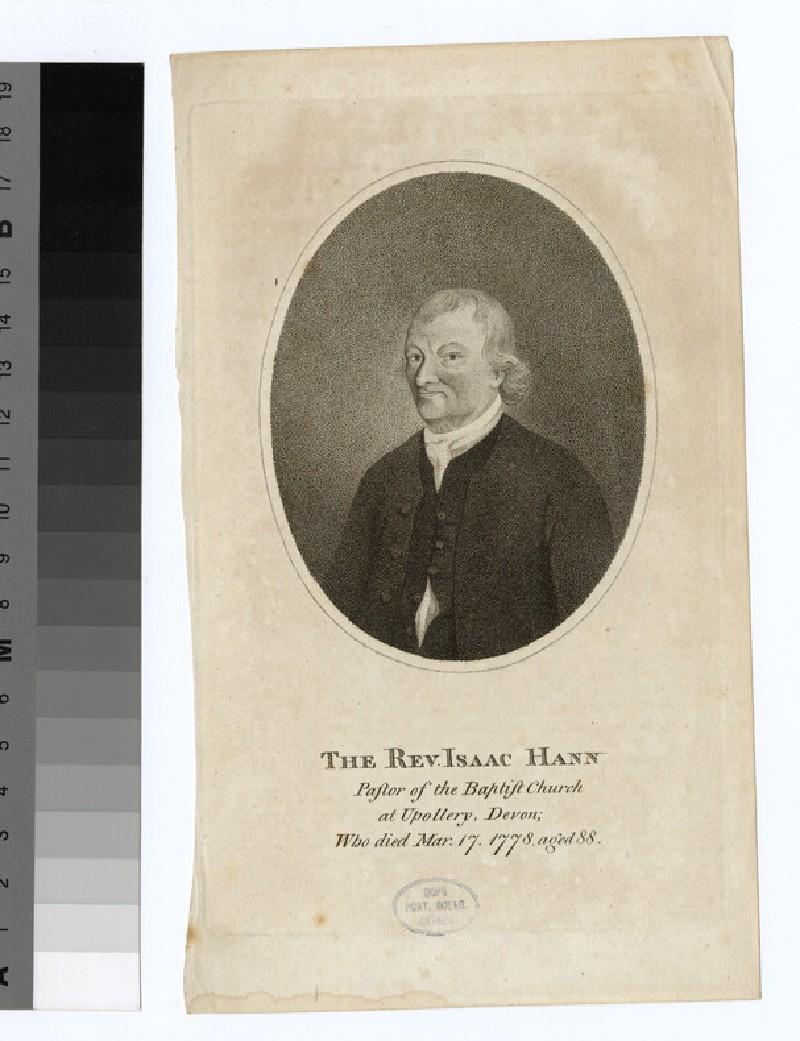 Portrait of I. Hann (WAHP23344)