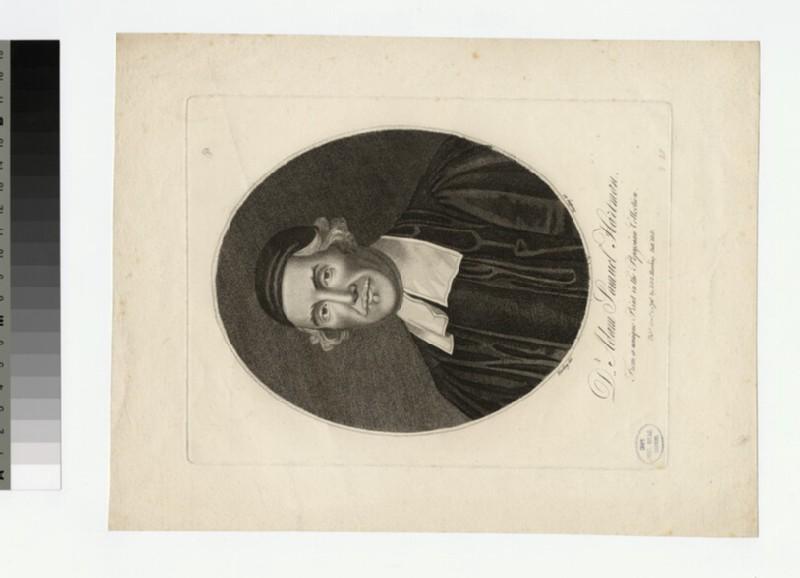 Portrait of Dr A. S. Hartman (WAHP23399)