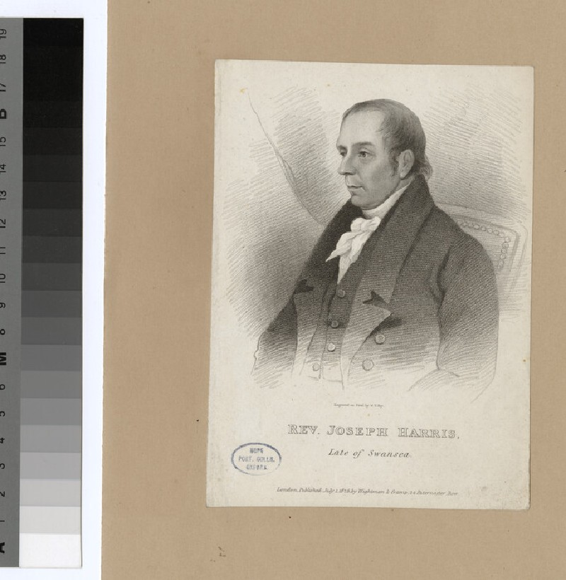Portrait of J. Harris (WAHP23420)