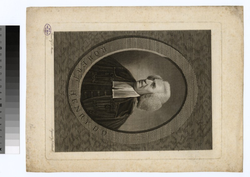 Portrait of R. Henry