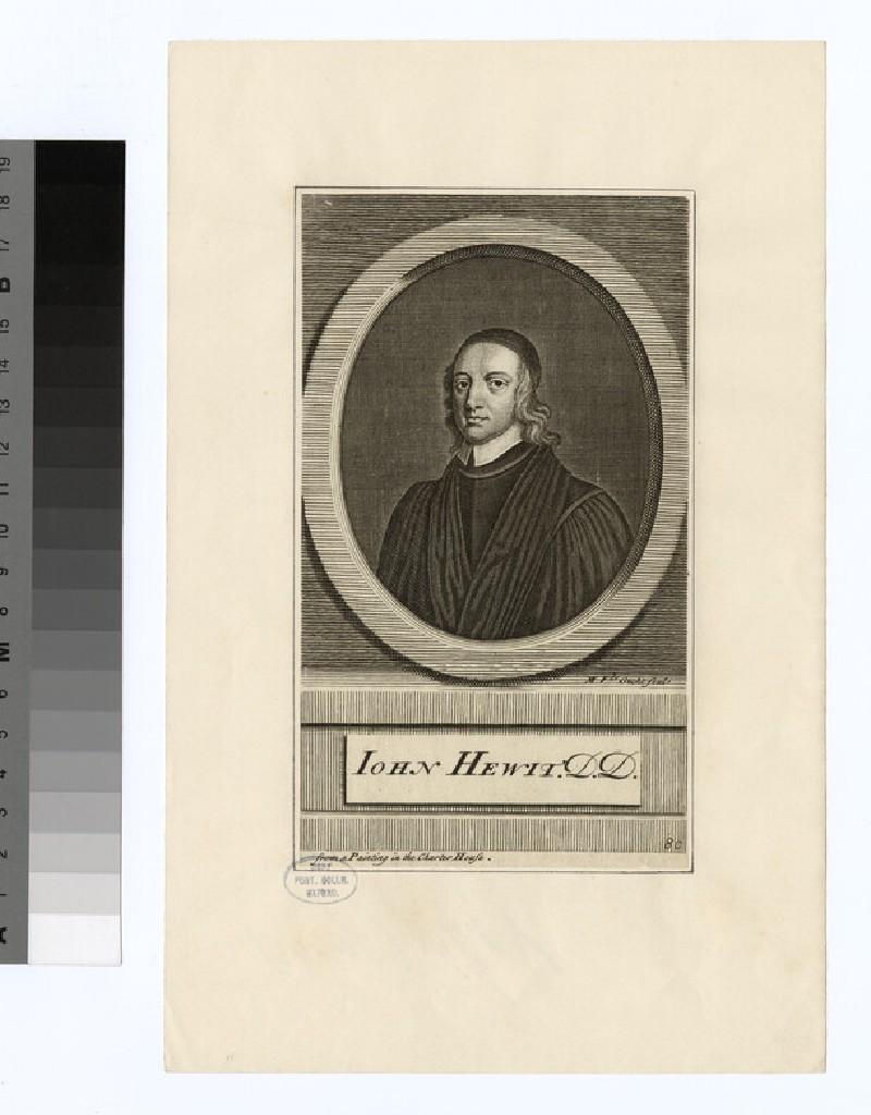 Hewitt, Revd J