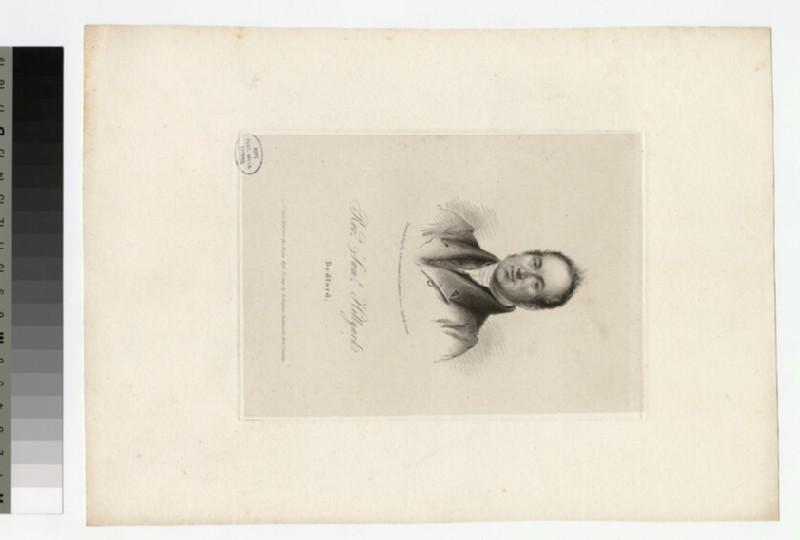 Portrait of S. Hillyard (WAHP23583)