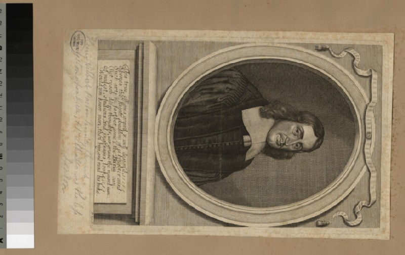 Portrait of H. Hibbert