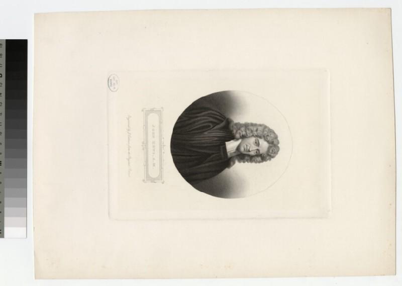 Portrait of J. Howe