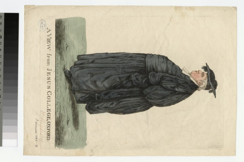 Portrait of Dr David Hughes (WAHP23716)