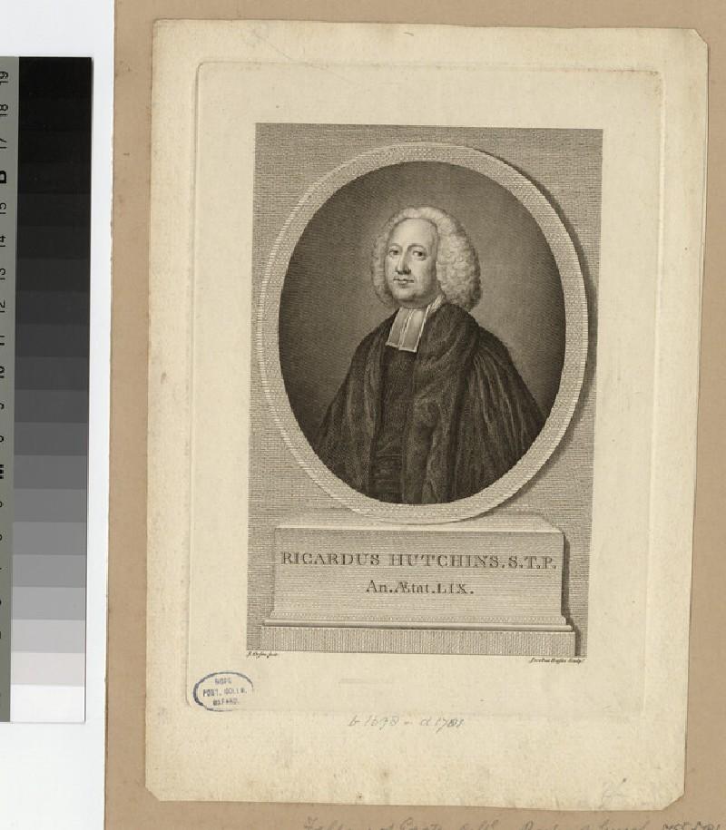 Portrait of R. Hutchins (WAHP23734)