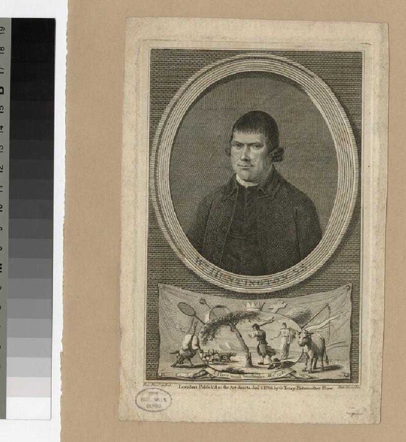 Portrait of W. Huntington (WAHP23742)