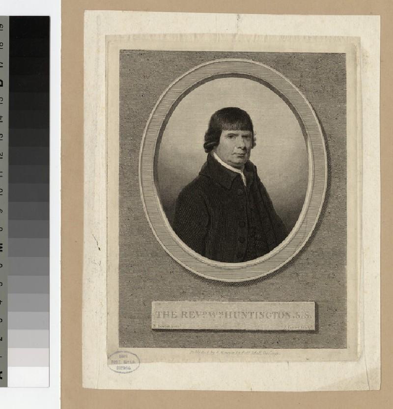 Portrait of W. Huntington