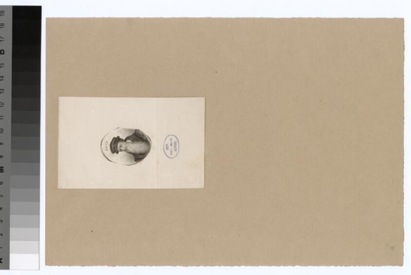 Portrait of J. Knox (WAHP23798)