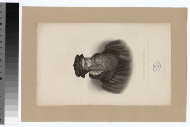 Portrait of J. Knox (WAHP23800)