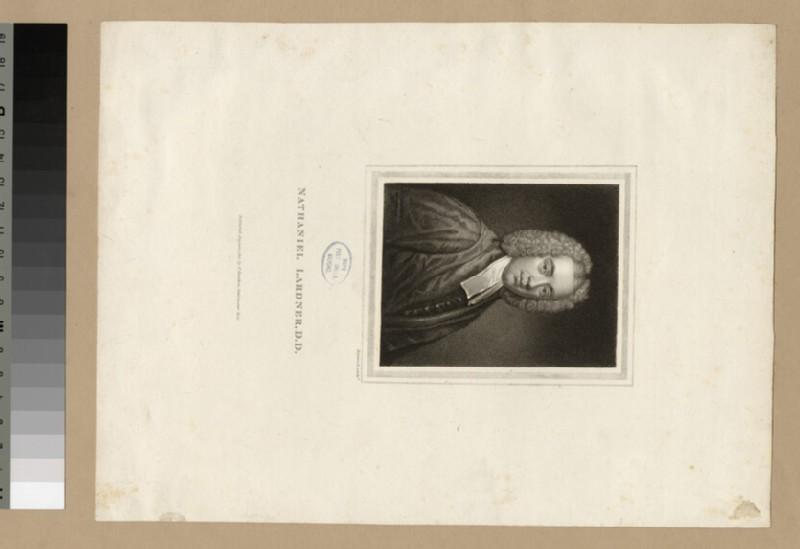 Portrait of N. Lardner (WAHP23848)