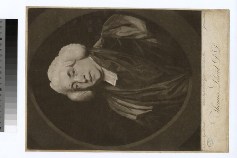 Portrait of Revd Dr T. Leland