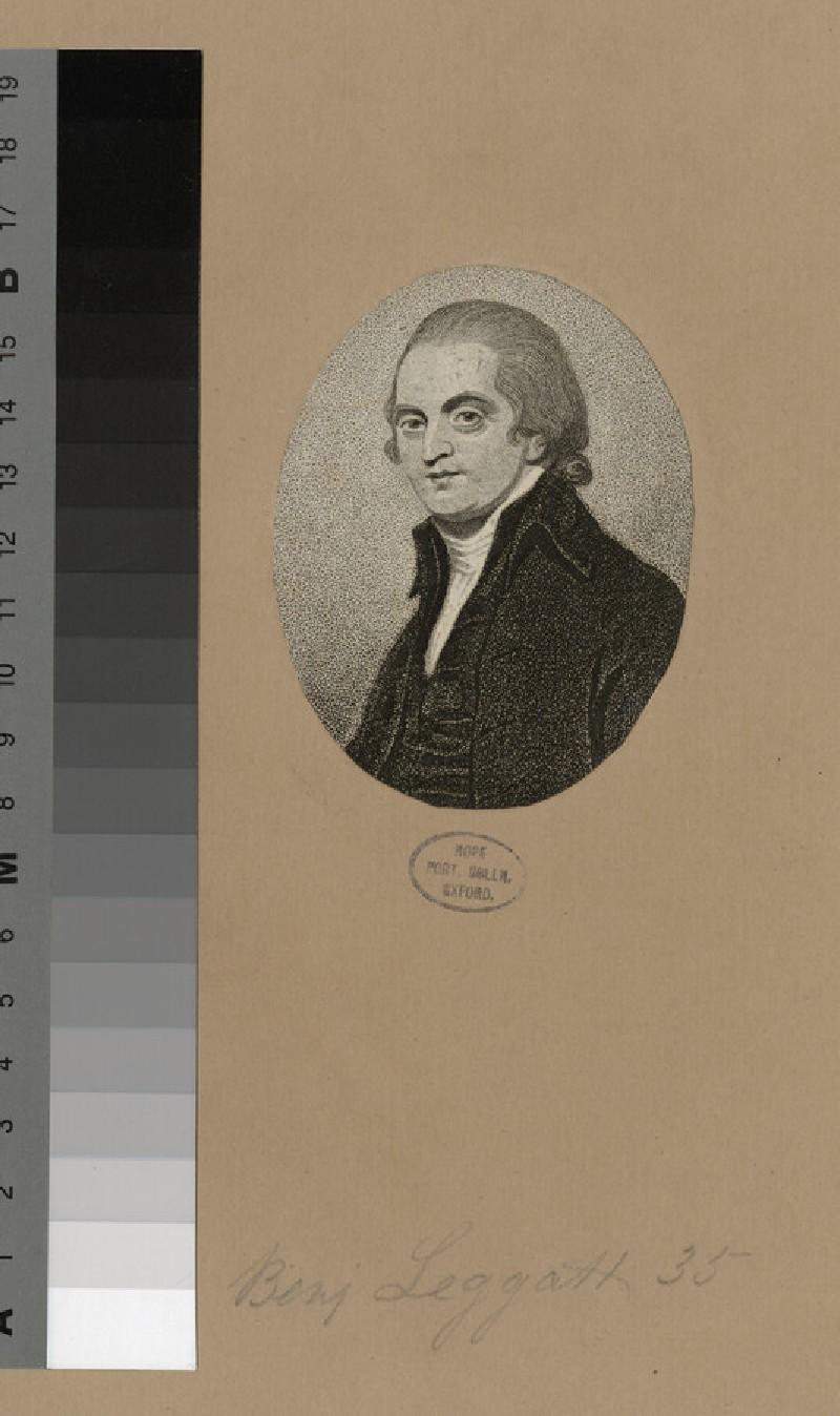 Portrait of B. Leggatt (WAHP23891)