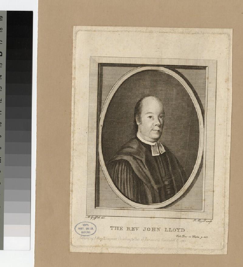 Portrait of J. Lloyd (WAHP23931)