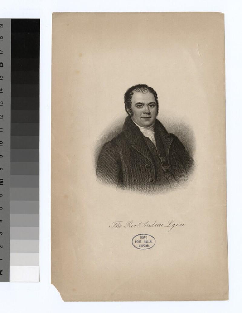 Portrait of A. Lynn